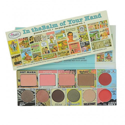 Палитра In theBalm Of Your Hand